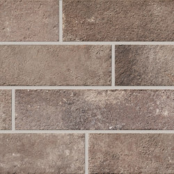 Story bronze brick | Ceramic tiles | Ceramiche Supergres