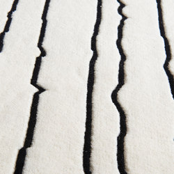 Woodlines rug | Formatteppiche / Designerteppiche | Carl Hansen & Søn