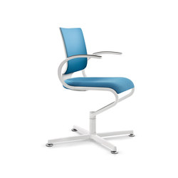 InTouch Conference swivel chair | Visitors chairs / Side chairs | Dauphin