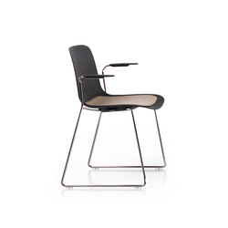 Grade | Armchair Sled Base | Sillas multiusos | Lammhults