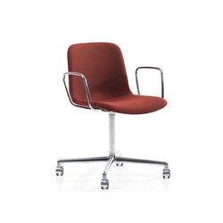 Grade | Armchair Swivel Base | Sedie | Lammhults