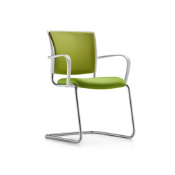 Shape elan visitor | Visitors chairs / Side chairs | Dauphin