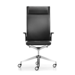 CAMIRO work&meet conference swivel chair | Sedie girevoli presidenziali | Girsberger