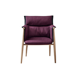 E005 Embrace chair | Restaurantstühle | Carl Hansen & Søn