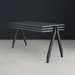 yuno stacking table | Mesas multiusos | Wiesner-Hager
