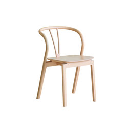 Flow | dining chair | Sillas multiusos | Ercol