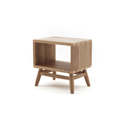 Twist SIDE / BEDSIDE TABLE | Nachttische | Karpenter