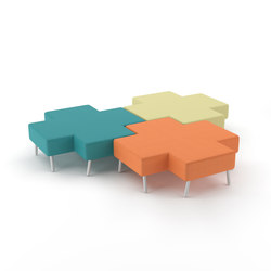Laguna Quattro | Poufs | ERG International