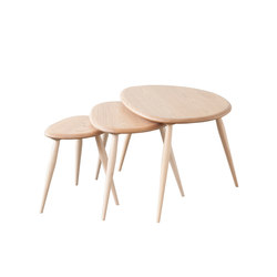 Originals nest of tables | Tavolini di servizio | Ercol