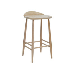 Originals | Bar Stool With Back | Barhocker | ercol