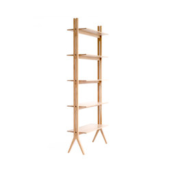 Pero | high shelving unit | Estantería | Ercol