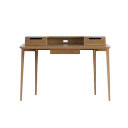 Treviso desk | natural finish | Individual desks | Ercol