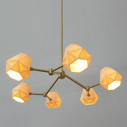 Aspect Chandelier | Lámparas de suspensión | Schmitt Design