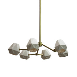 Aspect Chandelier | General lighting | Schmitt Design