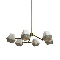 Aspect Chandelier | Éclairage général | Schmitt Design