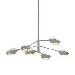 Orb Chandelier | Lampade sospensione | Schmitt Design