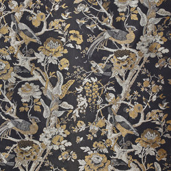 Silkbird Jacquard col. 001 | Tissus de décoration | Dedar