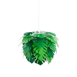 Philo Pendant | Green | Suspensions | DybergLarsen