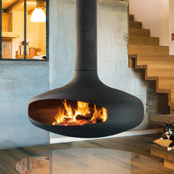 Domofocus | Wood fireplaces | Focus