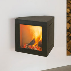 Cubifocus | Wood burning stoves | Focus