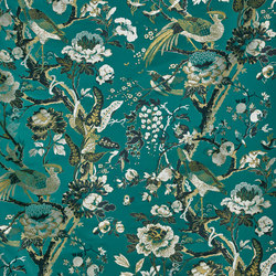 Silkbird Jacquard col. 004 | Tessuti tende | Dedar