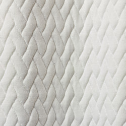 Tricot Tressage col. 004 | Tessuti decorative | Dedar