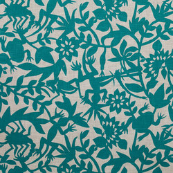 Wild Party col. 004 | Curtain fabrics | Dedar