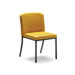 Zee Armless Stacking Chair | Visitors chairs / Side chairs | Trinity Furniture
