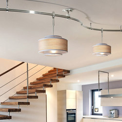 Hardware S Curve Rail | Illuminazione generale | Seascape Lighting
