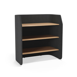 Fields storage cove | Office shelving systems | Kinnarps