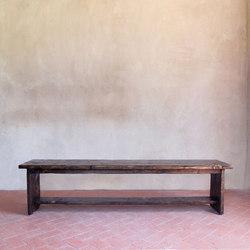 Algodones Farm Bench | Waiting area benches | Pfeifer Studio