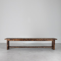 Algodones Farm Bench | Bancs d'attente | Pfeifer Studio