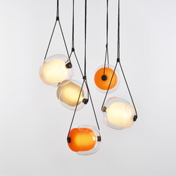 Capsula PC966 | Suspended lights | Brokis