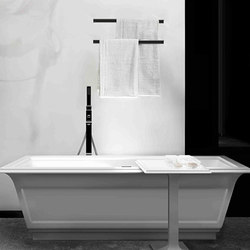 Gessi Fascino Freestanding Tub | Free-standing baths | Gessi USA