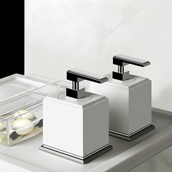 Gessi Fascino Soap Dispenser | Seifenspender / Lotionspender | Gessi USA