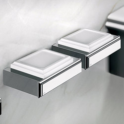 Gessi Fascino Soap Holder | Soap holders / dishes | Gessi USA