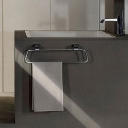 Gessi Mimi Towel Bar | Porte-serviettes | Gessi USA