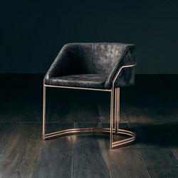 Esprit Noir – DEJA VU Chair | Chaises | GIOPAGANI
