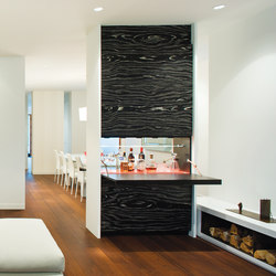 Treefrog 62005 - Black Macassar Kitchen | Laminate | Chemetal