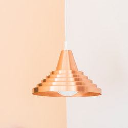 Meso Pendant Light | Copper | Iluminación general | Yield