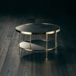Fleurs du Mal – SURROUND ME Low Coffee Table | Mesas de centro | GIOPAGANI
