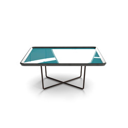 ABSINTHE Square Coffee Table | Coffee tables | GIOPAGANI