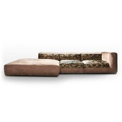 VICIOUS Sofa | Modulare Sitzgruppen | GIOPAGANI