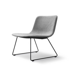 Pato Lounge Sledge | Armchairs | Fredericia Furniture