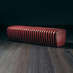 PETIT ARRET Bench | Upholstered benches | GIOPAGANI