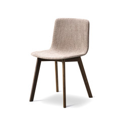 Pato Wood Base | Visitors chairs / Side chairs | Fredericia Furniture
