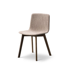Pato Wood Base | Chairs | Fredericia Furniture