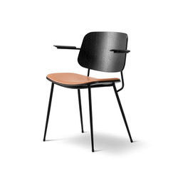The Søborg Armchair | Besucherstühle | Fredericia Furniture