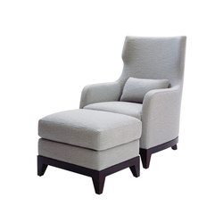 Washu Chair | Poltrone lounge | Powell & Bonnell