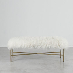 Wilshire Mongolian Bench | Sitzbänke | Pfeifer Studio